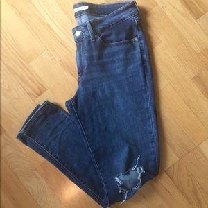 Levi's women's jean 711 Skinny